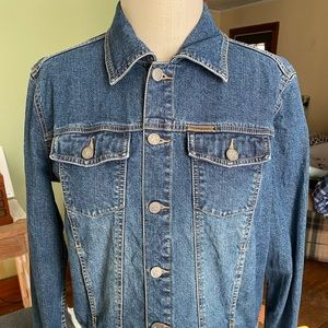 Vintage CK Jean Jacket